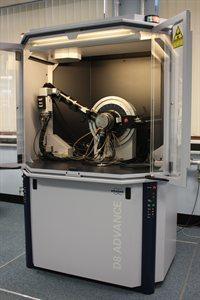 آزمایشگاه XRD (پژوهشی)