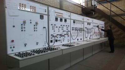 آزمایشگاه سیمولاتور شبکه های قدرت