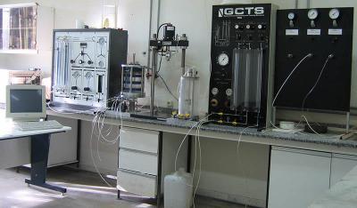 آزمایشگاه تحقیقاتی دینامیک خاک (پژوهشی)