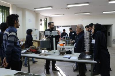 آزمایشگاه روسازی راه (آموزشی و پژوهشی)